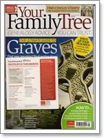 Your Family Tree magazine August 2010