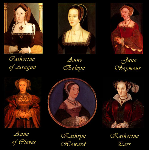 Wives of Henry VIII